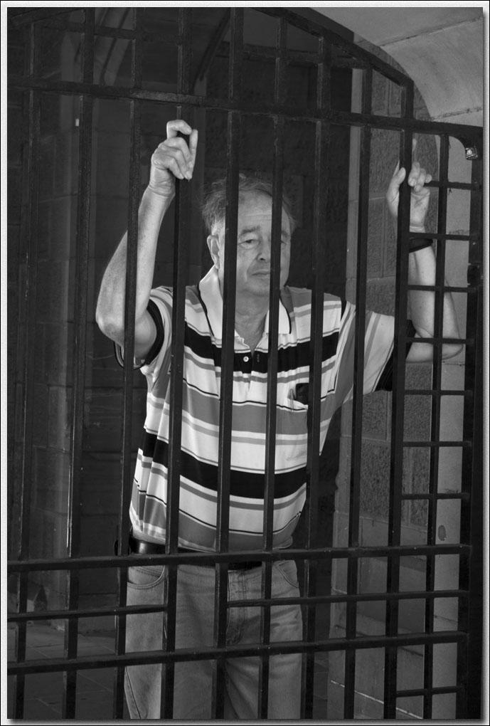 Imprisoned at the university #1